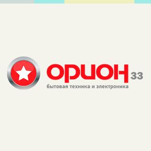 """""""Орион 33"""" - интернет-магазин электроники"""